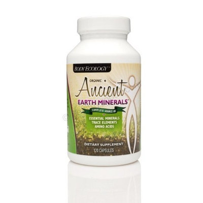 Body Ecology Ancient Earth Minerals, 120 Capsules
