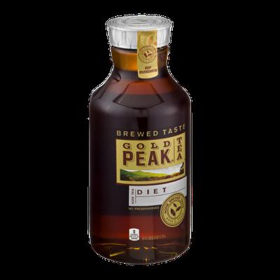 Gold Peak Tea Brewed Taste Diet