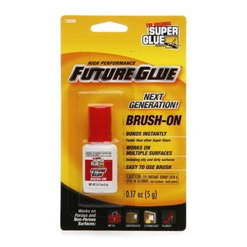 The Original Super Glue Corporation Future Glue Brush-On