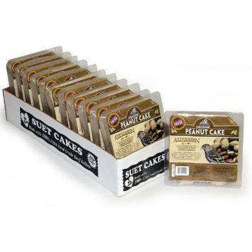 Heath Outdoor Products DD5-12 Suet Peanut Cake, Case of 12
