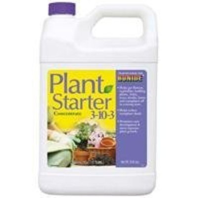 Bonide 165 1-Gallon Plant Starter Concentrate 3-10-3
