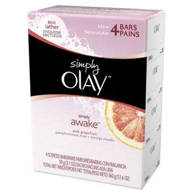 Olay Simply Awake Pink Grapefruit Beauty Bars