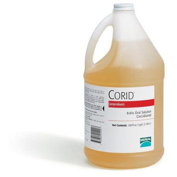 Merial Inc Merial Limited Corid 9.6percent Oral Solution 1 Gallon - 23101-A