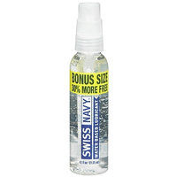 Swiss Navy Water Based Personal Lubricant Spray