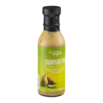 Simply Enjoy Vinaigrette Champagne Pear