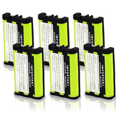 VTech Replacement Battery For Vtech BATT-0003 / CPH-442 (6 Pack) Works With VT40-2420 & VT40-2421