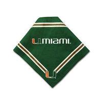 Sporty K9 Dog Bandana - University of Miami