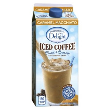 White Wave/Horizon International Delight Caramel Macchiato Iced Coffee 64 oz