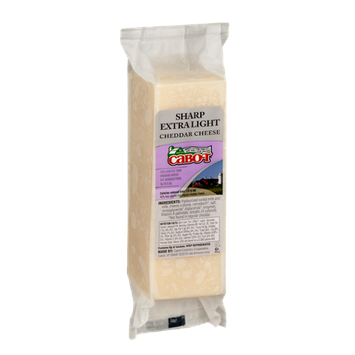Cabot Cheddar Cheese Sharp Extra Light