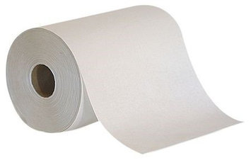 TOUGH GUY 38X642 Paper Towel Roll, White,350 Ft, PK12
