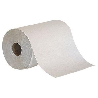TOUGH GUY 38X642 Paper Towel Roll, White,350 Ft, PK12