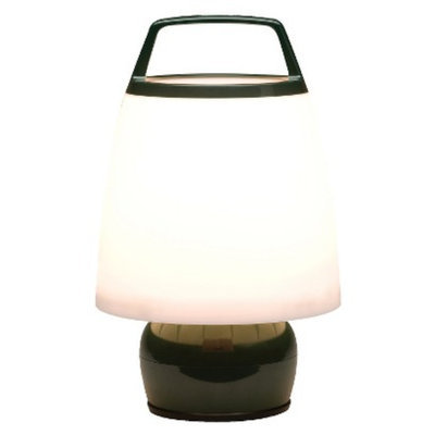 Coleman CPX 6 Soft Glow LED Tablelamp- White/Green