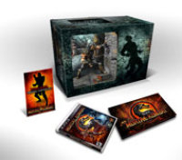 Warner Home Video Games Mortal Kombat Kollector's Edition