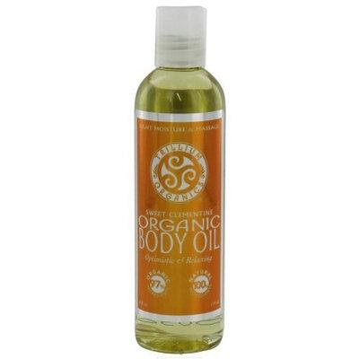 Trillium Organics - Organic Body Oil Sweet Clementine - 4 oz.