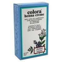 Colora Henna Creme, Chestnut, 2 Ounce
