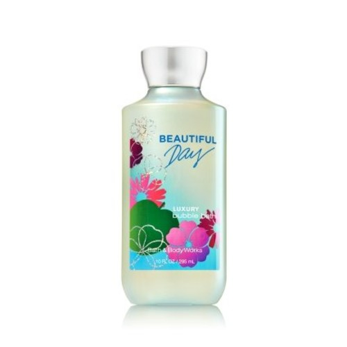 Bath & Body Works BEAUTIFUL DAY Signature Collection Luxury Bubble Bath 10 fl oz / 295 mL