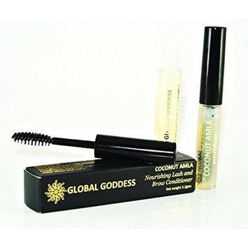Global Goddess Beauty Coconut Amla Lash & Brow Conditioner