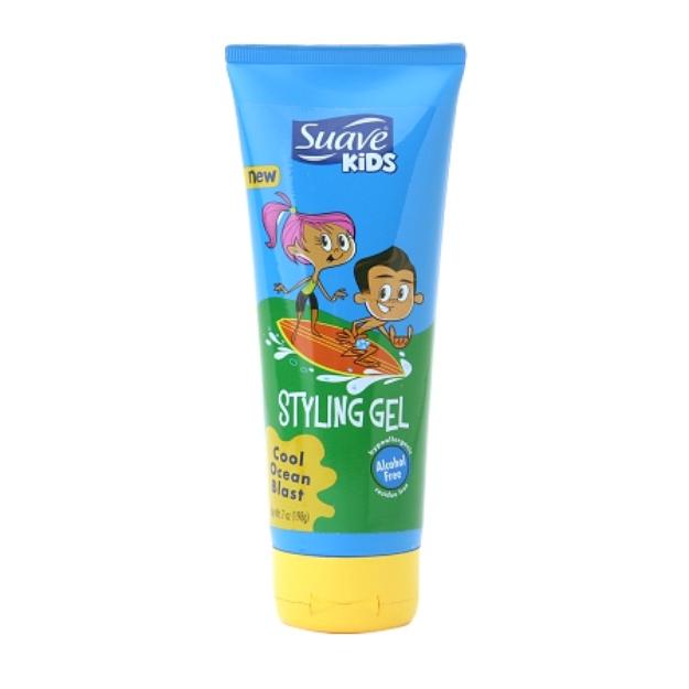 Suave Kids® Cool Ocean Blast Styling Gel