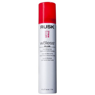 Rusk W8less Extra Strong Hold Hair Spray - 1.5 oz