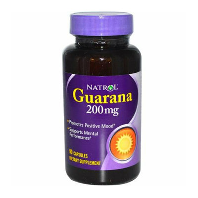 Natrol Guarana 200 mg 90 Capsules
