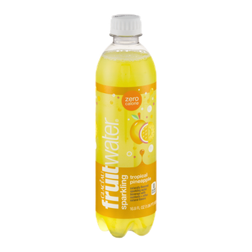 Glaceau Fruit Water Sparkling Tropical Pineapple