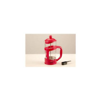 OVENTE FPT34R Ovente FPT34R 34oz French Press Coffee Maker, Red
