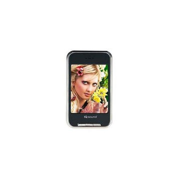 Supersonic IQ-8880 2. 8 Digital MP3 Video Player with Touch Screen - 8GB