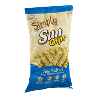 SunChips® Simply Sun Chips Sea Salted Multigrain Chips
