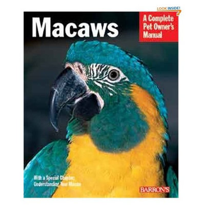 Topdawg Pet Supply Macaws (Complete Pet Owner's Manual)