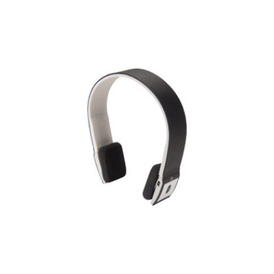 NXG Technology Wireless Stereo Bluetooth Headphones with Microphone - Black