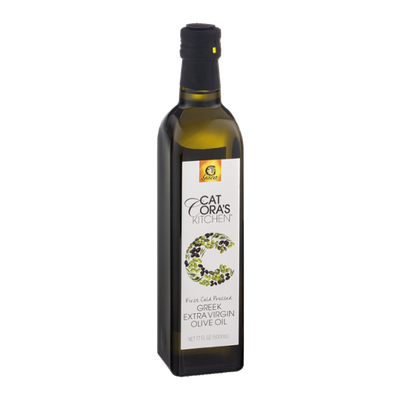 Cat Cora's Kitchen First Cold Pressed Greek Extra Virgin Olive Oil
