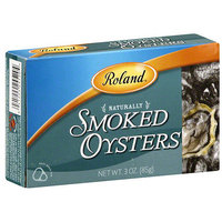 Roland Cherrywood Smoked Oysters, 3 oz (Pack of 10)