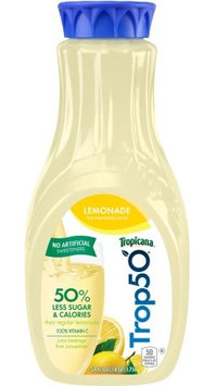 Tropicana® Trop50 Lemonade