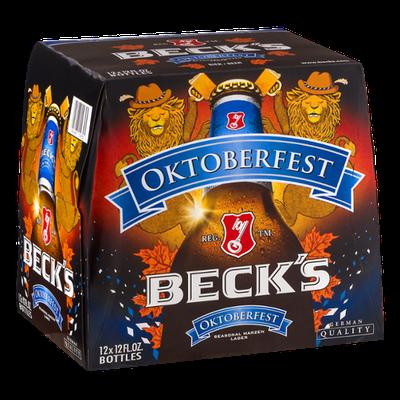 Beck's Oktoberfest - 12 PK