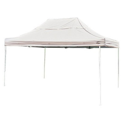 ShelterLogic, LLC. Shelter Logic 10' x 10' Pro Straight Leg Pop-Up Canopy - White