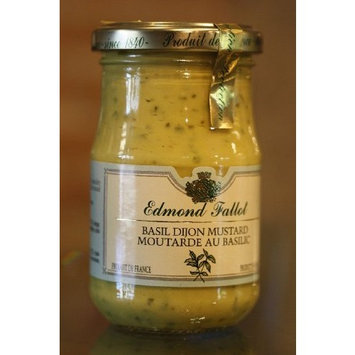 Edmond Fallot Dijon Mustard with Basil
