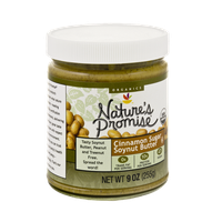 Nature's Promise Organics Cinnamon Sugar Soynut Butter