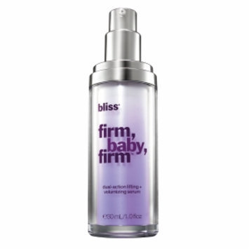 Bliss firm, baby, firm dual-action lifting + volumizing serum, 1 fl oz