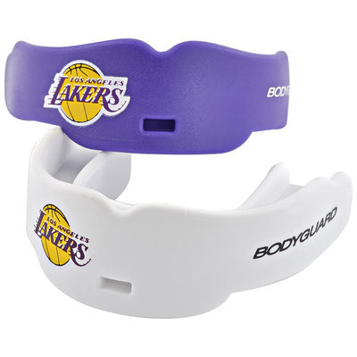 Bodyguard Pro Los Angeles Lakers Mouth Guard