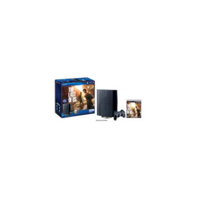 Sony Computer Entertainment Sony PlayStation 3 500GB The Last of Us Bundle