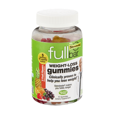 Fullbar Weight-Loss Gummies - 70 CT