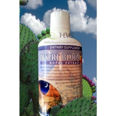 Napolea to Desert Bloom Nopal Extract | 30X Concentration
