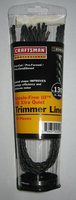 Craftsman Trimmer Line, Hassle Free III 10 Pcs Large