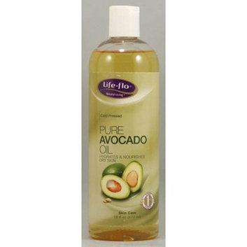 Life-Flo Pure Avocado Oil 16 fl oz