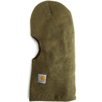 Carhartt Men's Face Mask [Army Green (Closeout), One Size]
