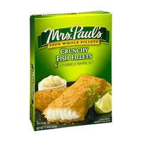 Mrs. Paul's Fish Fillets Crunchy - 6 CT