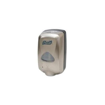 Purell 2780-12 TFX Touch Free Dispenser, 1200ml, Nickel