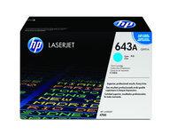 Hewlett Packard HP Laserjet Cyan Toner Cartridge, Q5951A