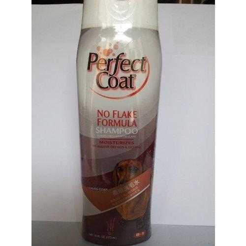 Perfect Coat No Flake Shampoo - Cherry Vanilla Scent - 16 oz