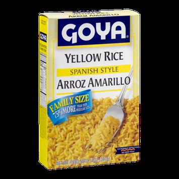 Goya Yellow Rice Spanish Style